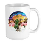 XMusic2 - Beagle Large Mug