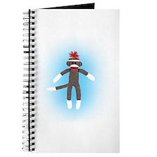 Awesome Sock Monkey Journal