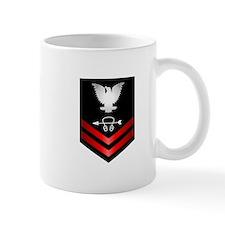 Navy PO2 Sonar Technician Mug