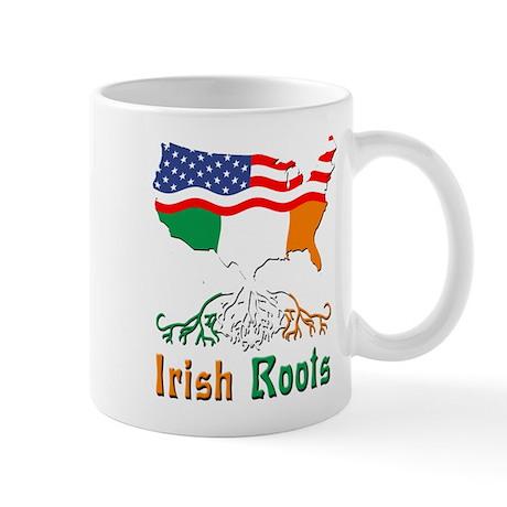 American Irish Roots Mug