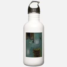 Feral homecoming Water Bottle
