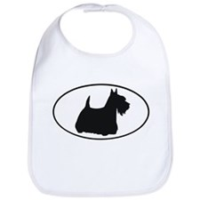 Scottish Terrier Bib