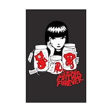 Best Friends Forever Mini Poster Print