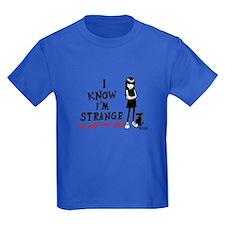 I Know I'm Strange T
