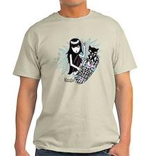 Skater Girl Light T-Shirt