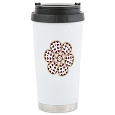 Love Blooms Travel Mug