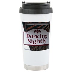 Dancing NightlyT Stainless Steel Travel Mug