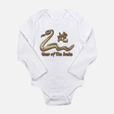 Chinese New Year of The Snake Long Sleeve Infant B
