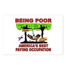 ANTI-OBAMA Postcards (Package of 8)