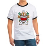 Mathers Coat of Arms Ringer T
