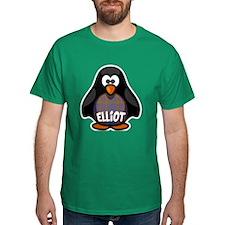 Elliot Tartan Penguin T-Shirt