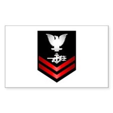 Navy PO2 Special Warfare Operator Decal