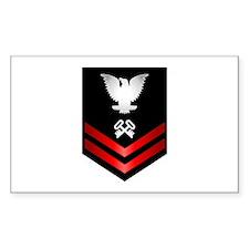 Navy PO2 Storekeeper Decal