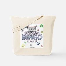 My Lucky Bingo Tote Bag