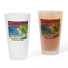 Half Moon Bay 700.jpg Drinking Glass