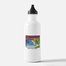 Half Moon Bay 700.jpg Water Bottle