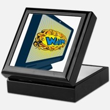 LCD Plasma TV Television Wham Keepsake Box