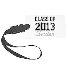 Class of 2013 Senior Luggage Tag