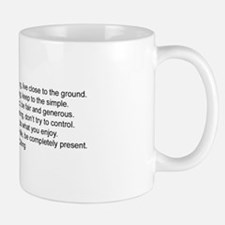 In Family Life, Be Present - Mug