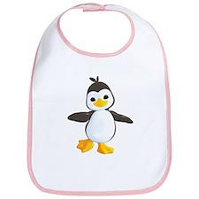 Penguin Dance Bib
