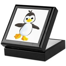 Penguin Dance Keepsake Box