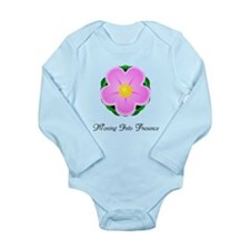 Moving Into Presence (light) Long Sleeve Infant Bo