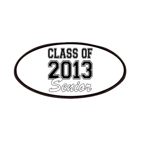 Class of 2013 Senior Patches