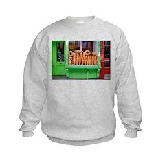 Bakery Window Sweatshirt