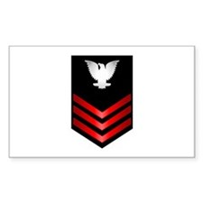Navy Petty Officer First Class Decal