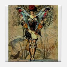Take your wings and fly Tile Coaster
