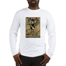 Take your wings and fly Long Sleeve T-Shirt