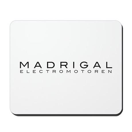 Madrigal Electromotive Mousepad