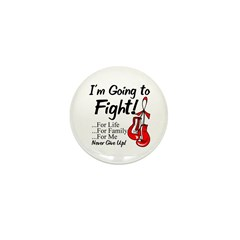 Blood Cancer FIGHT Mini Button (100 pack)