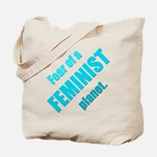 Feminist Planet Tote Bag