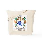 Mason Coat of Arms Tote Bag