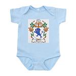 Mason Coat of Arms Infant Creeper