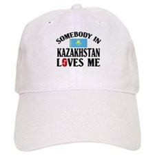 Somebody In Kazakhstan Baseball Cap