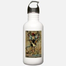 Take your wings and fly Water Bottle