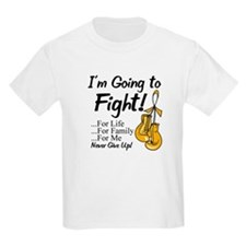 Appendix Cancer FIGHT T-Shirt