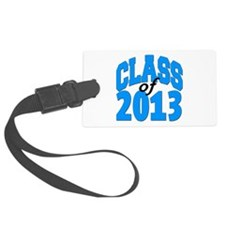 Class of 2013 (blue) Luggage Tag