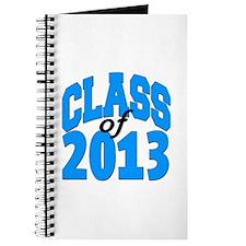 Class of 2013 (blue) Journal