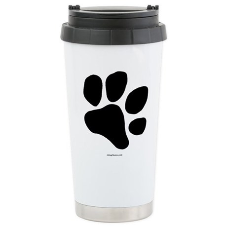 paw.png Stainless Steel Travel Mug
