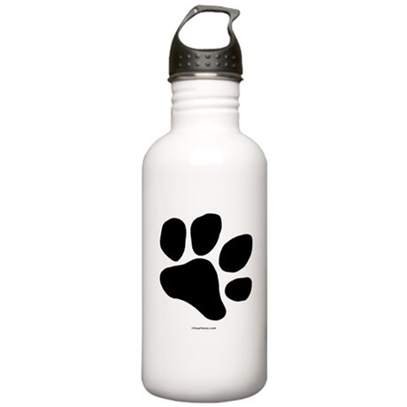 paw.png Stainless Water Bottle 1.0L