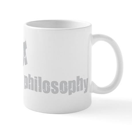 Doctor of Philosophy Mug