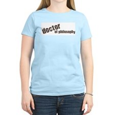 Doctor of Philosophy T-Shirt