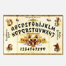 Vintage Egyptian Ouija Board Postcards (Package of