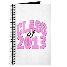Class of 2013 Pink Journal