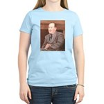 CS Lewis Aim At Heaven Quote Gifts Women's Light T