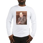 CS Lewis Aim At Heaven Quote Gifts Long Sleeve T-S