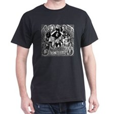 The Wicked All Stars T-Shirt by Rosas